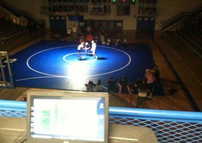 CFHS wrestling match 2 12.28.19